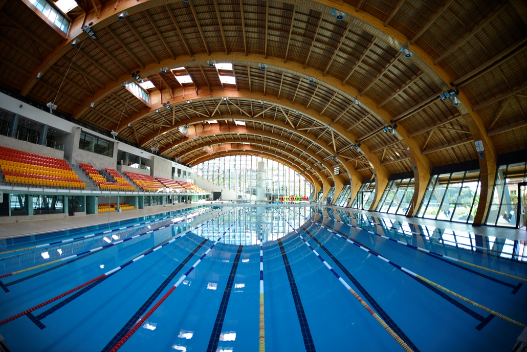 Funchal Olympic Swimming Pool Madeira Training Center