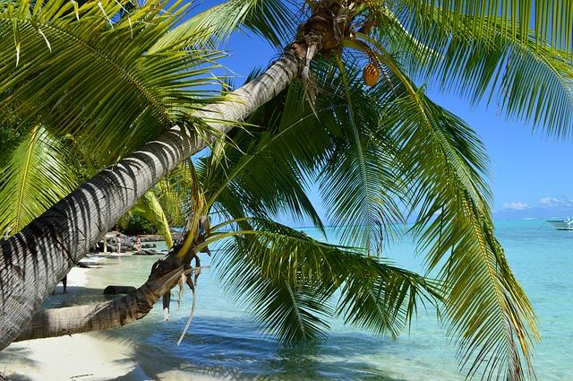 Bora Bora, French Polynesia;