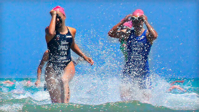 Open Water Marathon in Portugal
